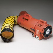 "9533 8"" Blower with or without Canister and Ducting"