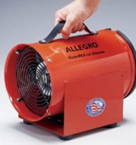 "A9534 8"" (20.3cm) Compact Axial Fan"