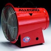 "9514 High output 8"" axial blower"