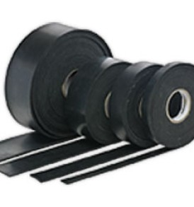 Insertion strip rubber available in many widths