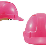HM1ATP Pink Vented hard hat