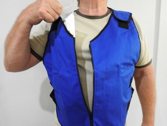 8413 Cotton Cooling Vest